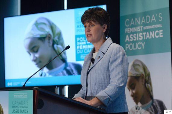 Liberals' 'Feminist' Foreign Aid Policy Doesn't Include New
