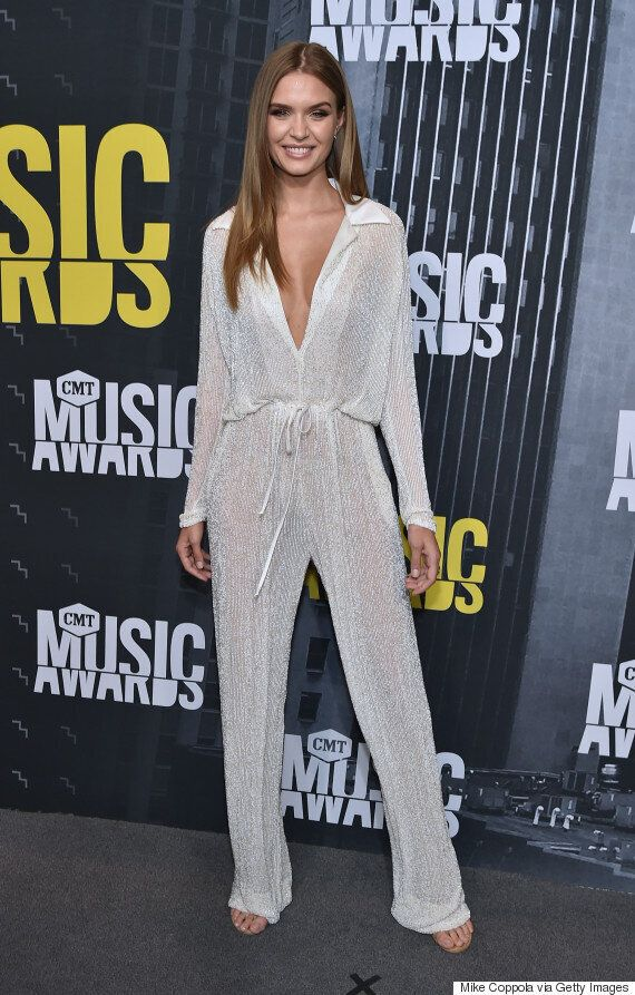 CMT Music Awards 2017: The Best Dressed Stars From The Red