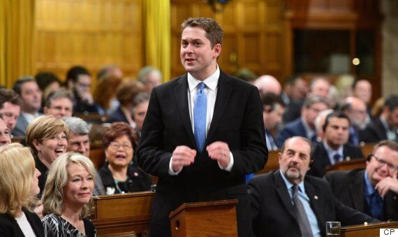 Scheer, Mulcair Team Up To Push For New System To Choose Officers Of