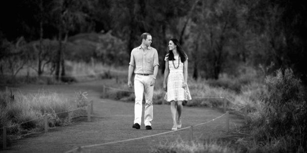 Royal Tour Photos 2014: 39 Stunning Shots Of The Duke And Duchess Of Cambridge And Prince