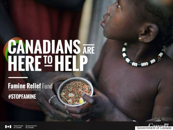 Canada Can't Remain Silent When Starvation Is A Weapon Of