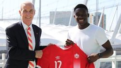 He Was Born In A Refugee Camp. Now He's A Canadian Soccer