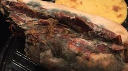 Toronto Couple Orders Pizza, Gets This Mouldy Mess From