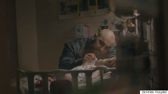 'Sick Kids Dad Strong' Ad Shows Being A Father Is A Full-Time