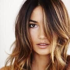 Balayage + Ombré is the new Bombré for Spring Hair