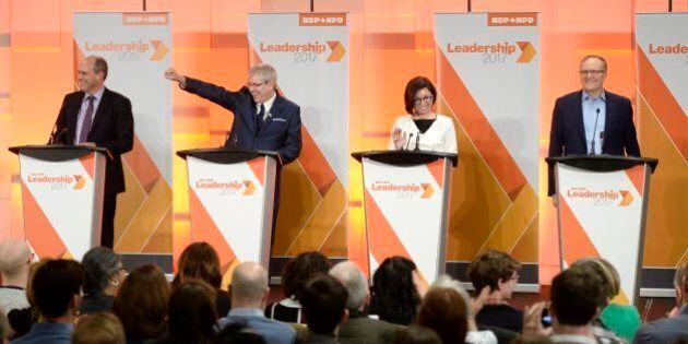 NDP Leadership Race 2017: Party Confident Voting Results Will Be