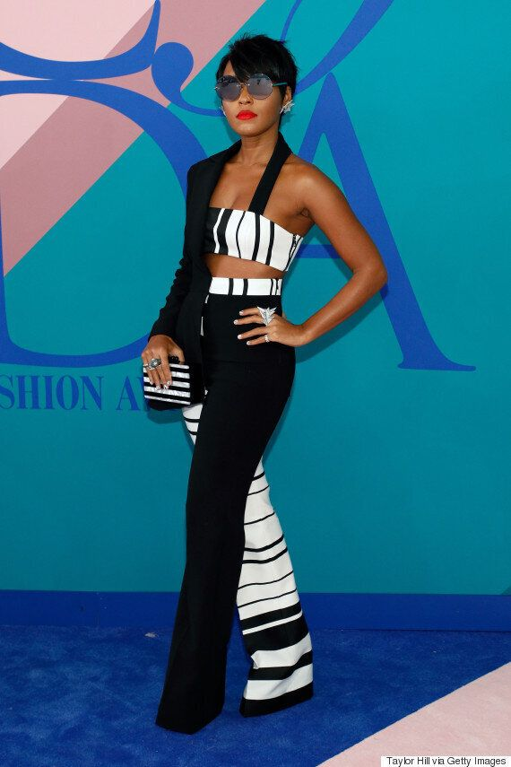 2017 CFDA Awards: The Best Looks From The Red