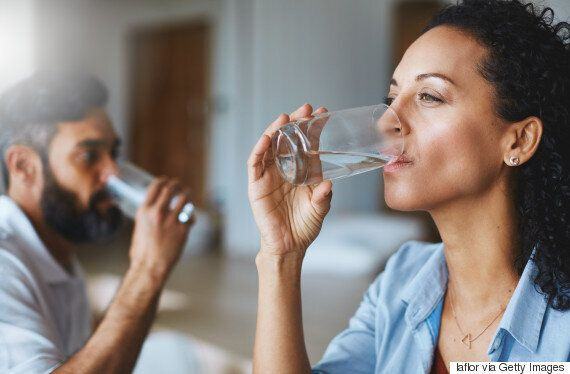Drink Only Water For 30 Days And This Is How Your Health Will