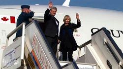 Harper Arrives In