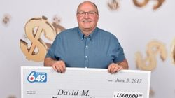 B.C. Dad Wins $1 Million On His