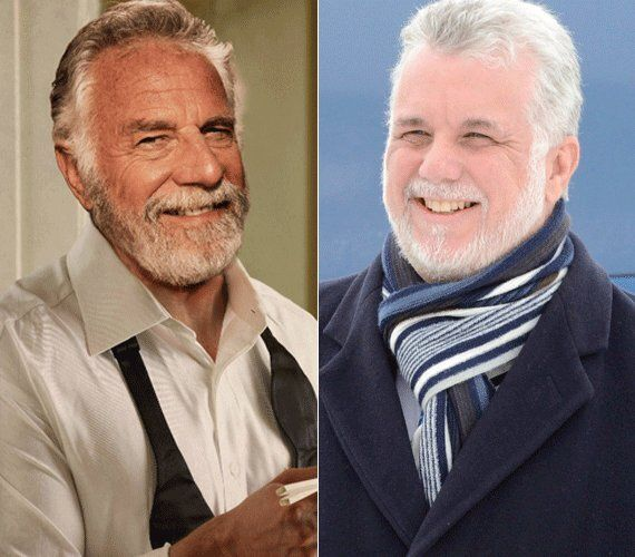 Philippe Couillard Proves Leaders With Beards Can