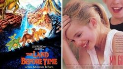 These Are The Childhood Movies Dads Want To Share With Their