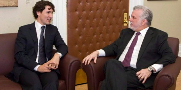 Trudeau: Quebec's Relationship With Ottawa Should Blossom Under