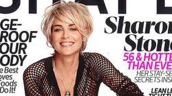 Sharon Stone Channels 'Basic