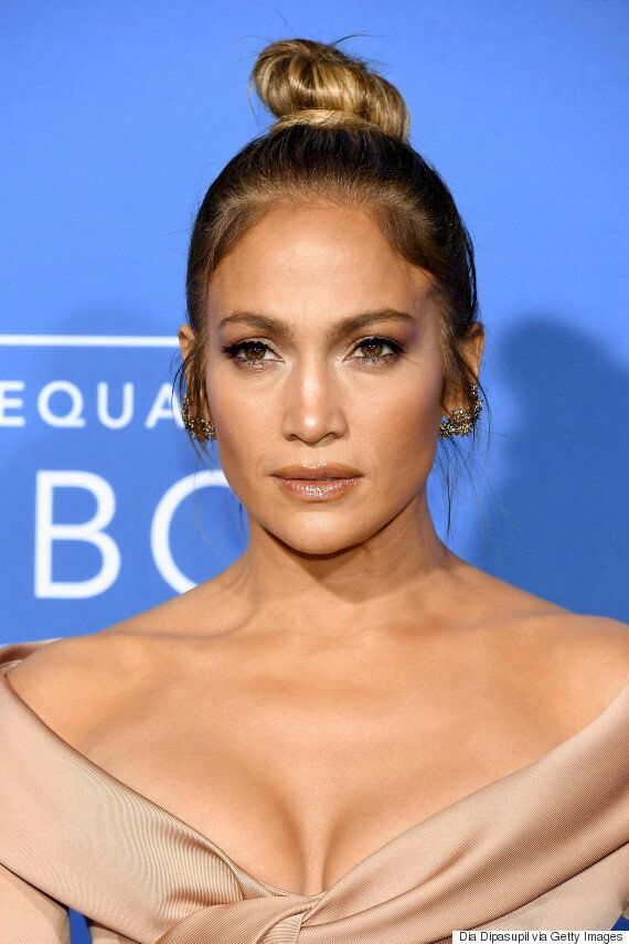 Jennifer Lopez Takes To Instagram To Share Her Pre-Show Ritual: No Makeup, No Hair, Just Flawless