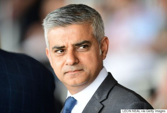 Trump Goes After London Mayor Sadiq Khan After Terror
