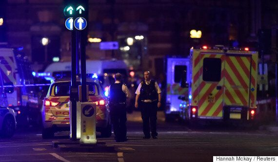 London Terror Attacks Leave 'Multiple'