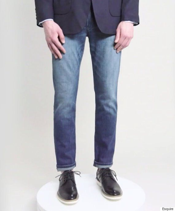 An Important Lesson About Jeans For