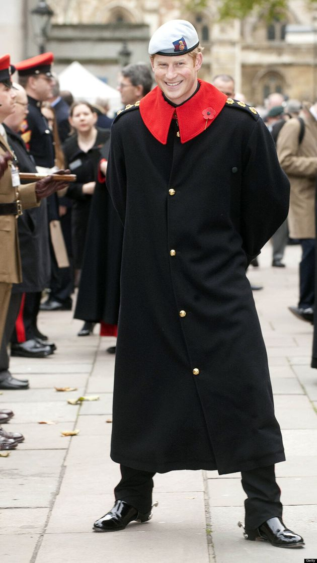 Prince Harry Can Rock A Cloak Better Than Harry Potter