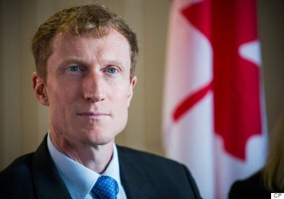Liberal MP Marc Miller Delivers Statement In House In Mohawk