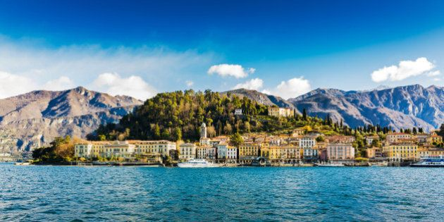 Bellagio is one of the pearls of the Lake Como in Italy
