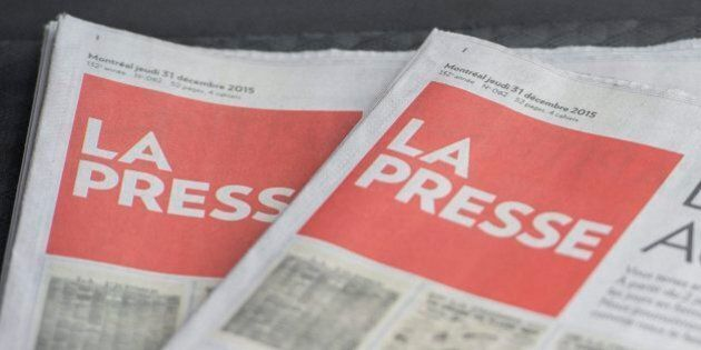 Montreal's La Presse To Halt The Presses, Go Online