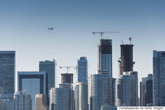 Two-Thirds Of Toronto's Young Professionals Give Up On