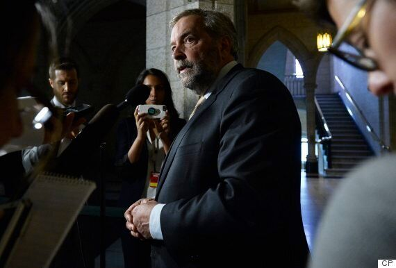 Thomas Mulcair's Full Comments On Karla Homolka, In