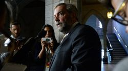 WATCH: Mulcair's Full Comments on Karla Homolka, In