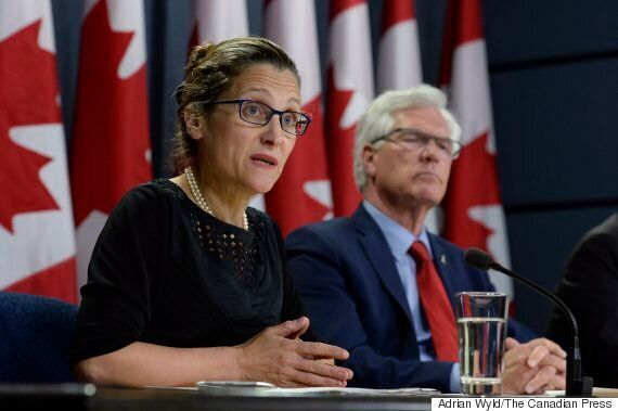 Feds Pledge $867 Million To Help Lumber Industry Deal With U.S.