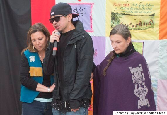 Wendy Carlick's Distraught Son Interrupts MMIW