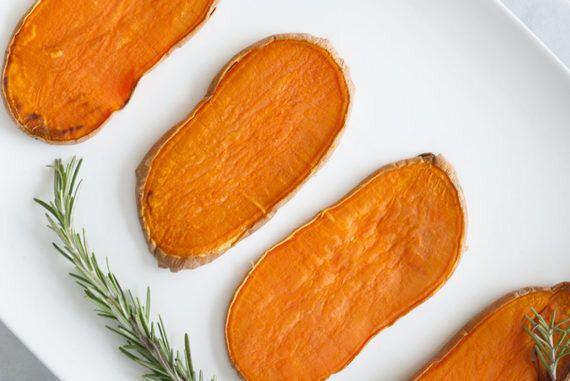 Satisfying Sweet Potato Toast 4