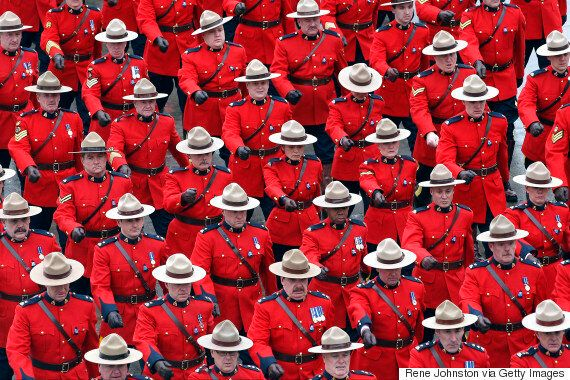 RCMP To Pay $89 Million To Female Officers Who Were