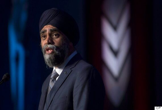 Harjit Sajjan Hammers Boeing For Picking Fight With