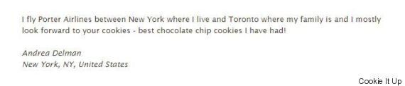 Porter Airlines Announces New Cookie Alliance And The Internet Is Not Having
