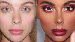 Makeup Artist Takes Total Misstep While 'Embracing' Another