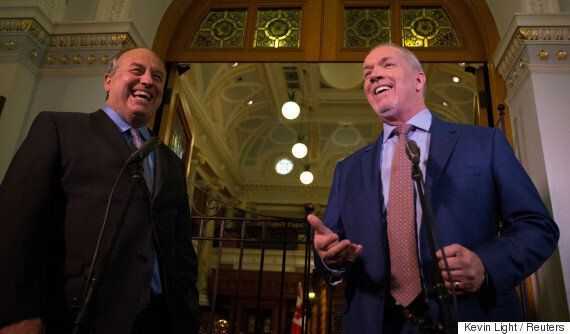 How I Left B.C's Toxic Partisanship