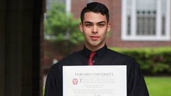 For This Grad, Getting To Harvard Was Even Harder Than You'd