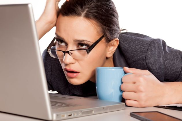 Digital Eye Strain Is Real -- And You Probably Suffer From