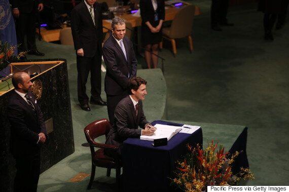 Empty Political Theatre Will Define Justin Trudeau's