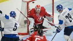 Finland Beats Canada