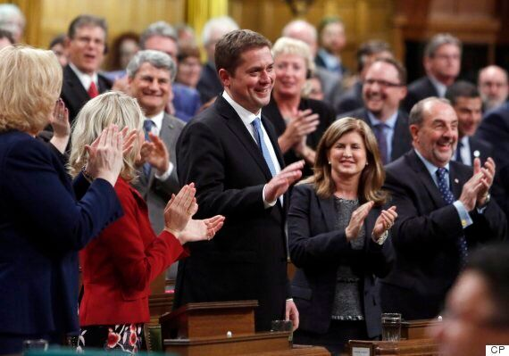 Andrew Scheer Receives Warm Welcome, But Notes Of Tory Discord