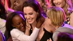 Angelina Jolie Wants To Be The Kind Of Parent Her Mom