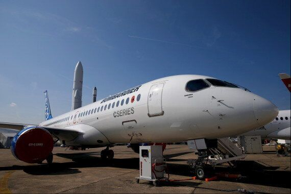 Boeing Says It Wants To Stop Bombardier From Building Bigger