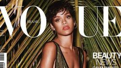 RiRi Gets Two Vogue