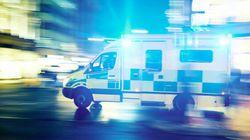 Ambulance Hijacker Leads Police On Overnight Chase Through