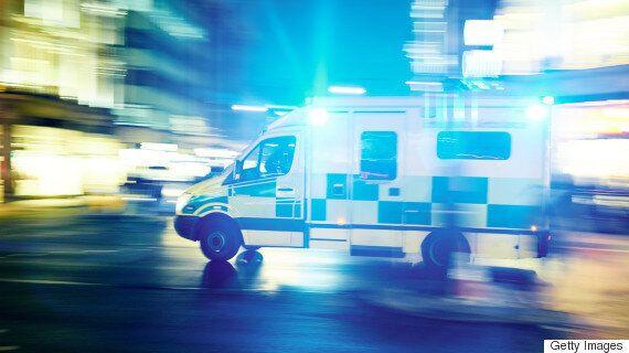 Ontario Ambulance Hijacker Leads Police On High-Speed Overnight