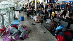Day 3 Of Chaos For British Airways Passengers After Global