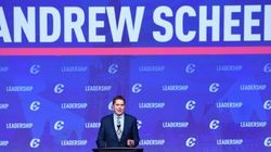 Scheer Is New Conservative
