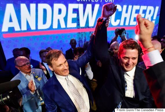Andrew Scheer Wins Conservative Leadership Race To Replace Stephen